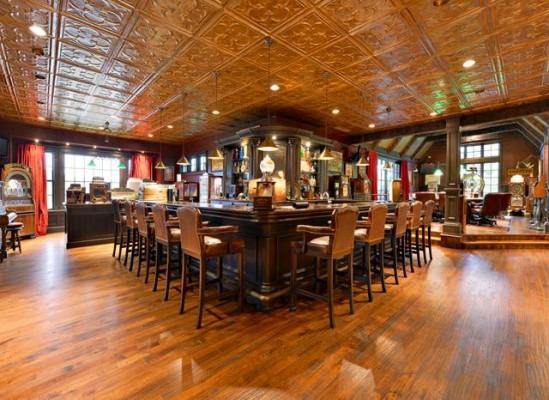 12780 Hilltop Man Cave:Bar
