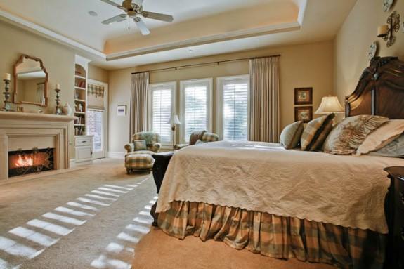 The Master Bedroom Inside