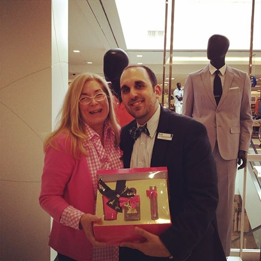 Candy and Belk Store Mgr