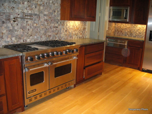 5233 Stonegate kitchen oven