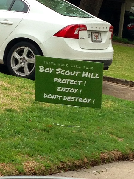 Boy Scout Hill