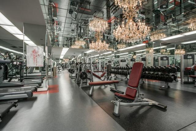 The Bonadventure gym