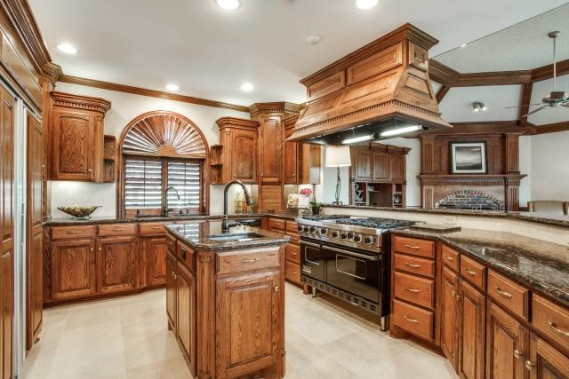 2304 Provine McKinney kitchen