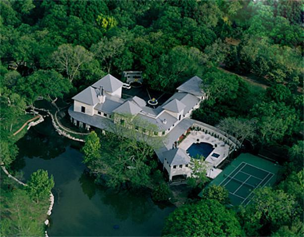 Phil Romano's house