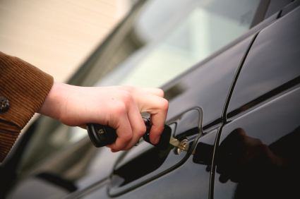 Park Cities residents have an awful time remembering to lock their car doors, which is a boon for thieves.