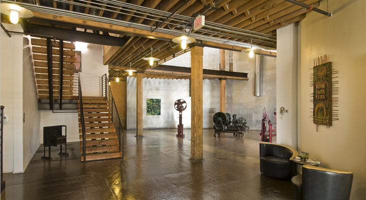 Barry Champagne Photography • The Mitchell Lofts, 9/6/08