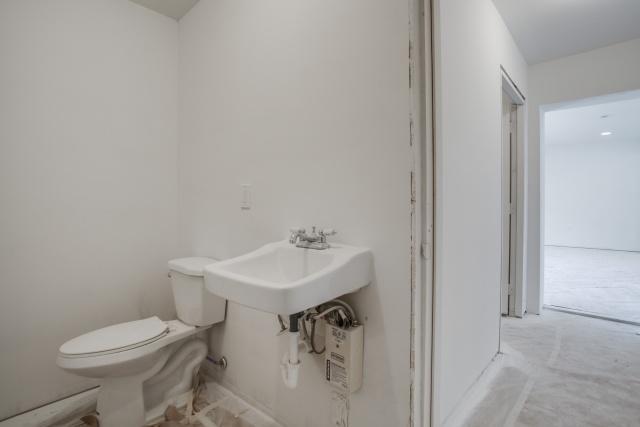 434 W. 12 Half Bath