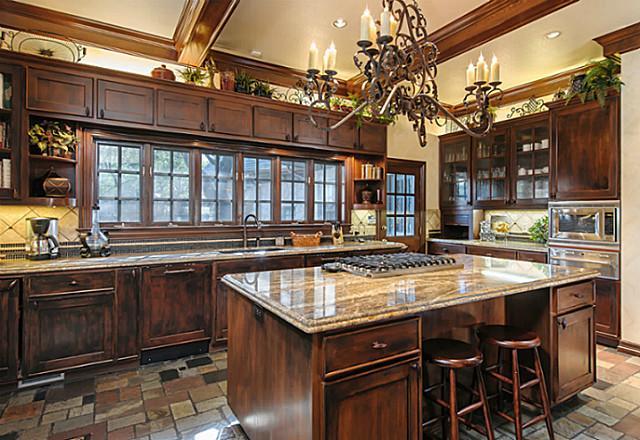 4707 Chapel Hill kitchen