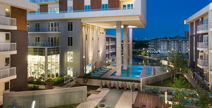 Addison Square Apartments