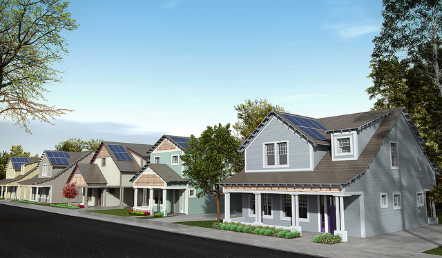 PSW is constructing a single-family development in North Oak Cliff called Bishop Heights. Homes will include green features such as solar panels and earth-friendly construction materials.
