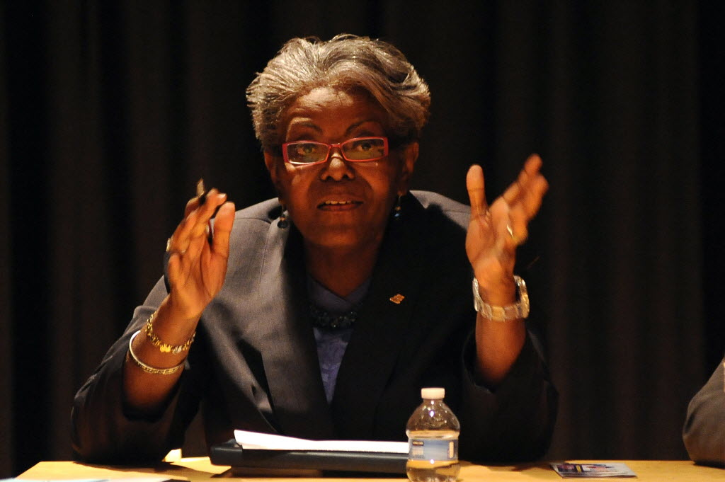 Betty Culbreath (Photo: Dallas Morning News City Hall Blog)