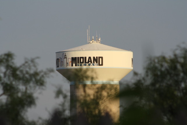 While the city tries hard to keep up with the influx of new residents with new water towers, housing is still a tight market it Midland.