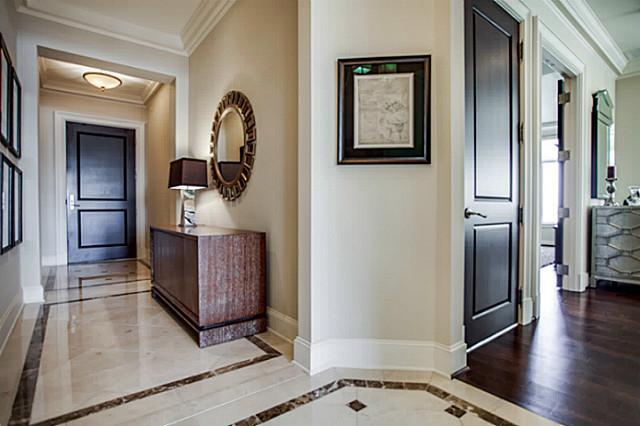 Ritz Unit 702 Foyer
