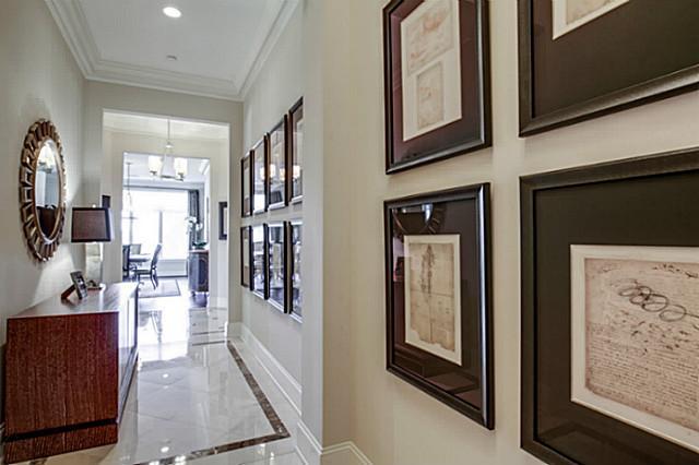 Ritz Unit 702 Hallway