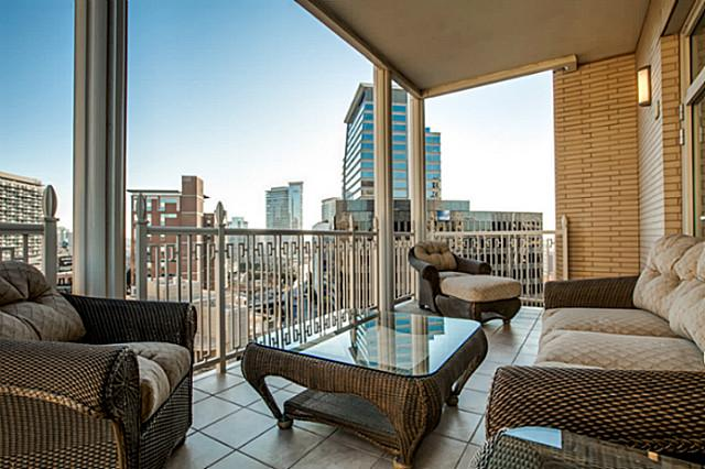 Ritz Unit 702 Terrace