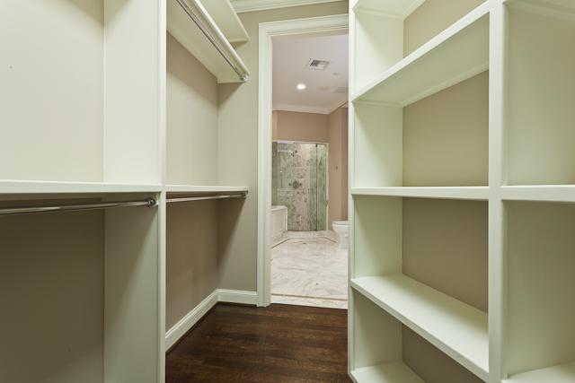 Ritz lease 904 closet
