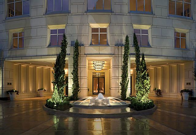 Ritz lease exterior