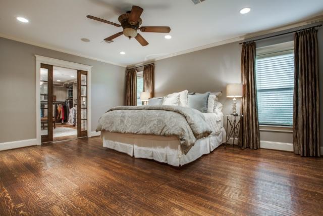 1545 Buckner Master Bedroom