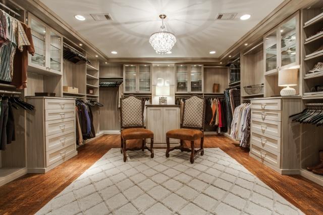 1545 Buckner Master Closet