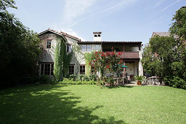 3624 Vintage Place Backyard