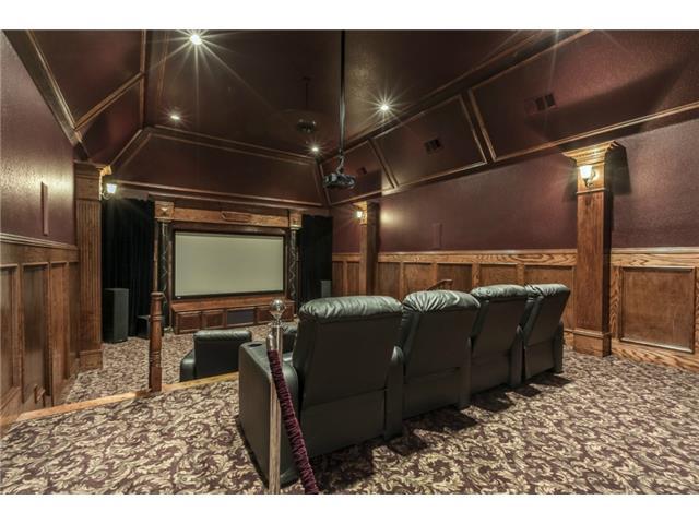 4005 Southfork Media Room