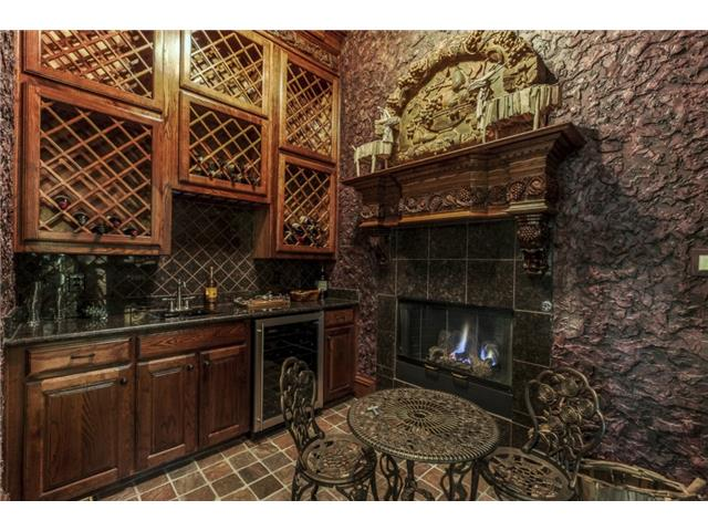 4005 Southfork Wine room