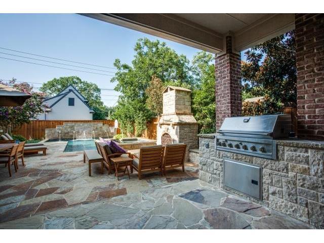 4029 Southwestern outdoor kitchen