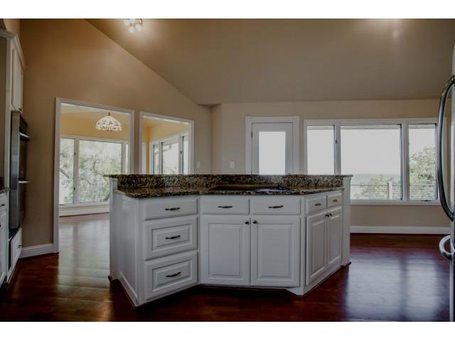 840 Highridge Kitchen Island
