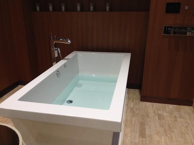 Bathtub fancy