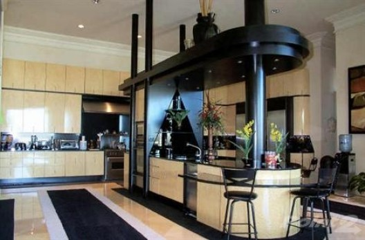 Deion Sanders Kitchen
