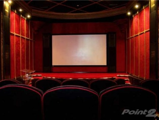 Deion Sanders Screening Room