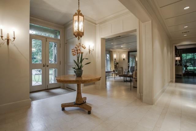 Merrell foyer