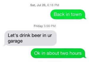 text-garage