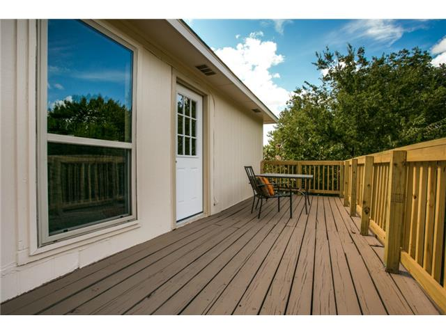 2352 Wildoak Upstairs Deck