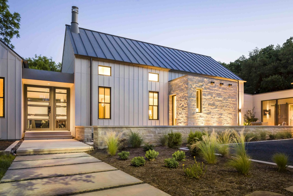 Aia Dallas Tour Of Homes Features Modern Marvels From