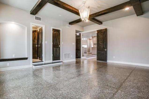 Great Room With Original Terrazzo Floors Candysdirt Com
