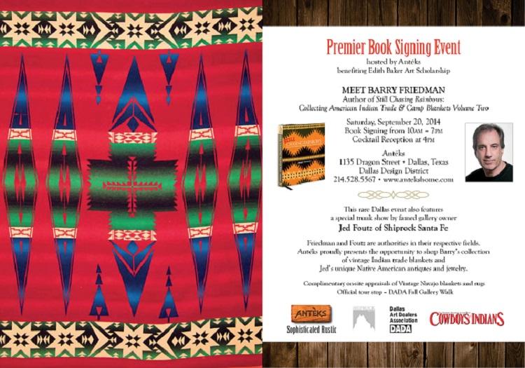 Anteks Art Showcase + Book Signing Event