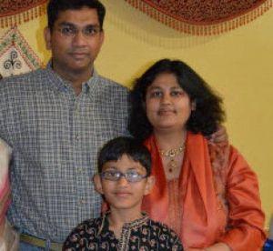 Dhawan family