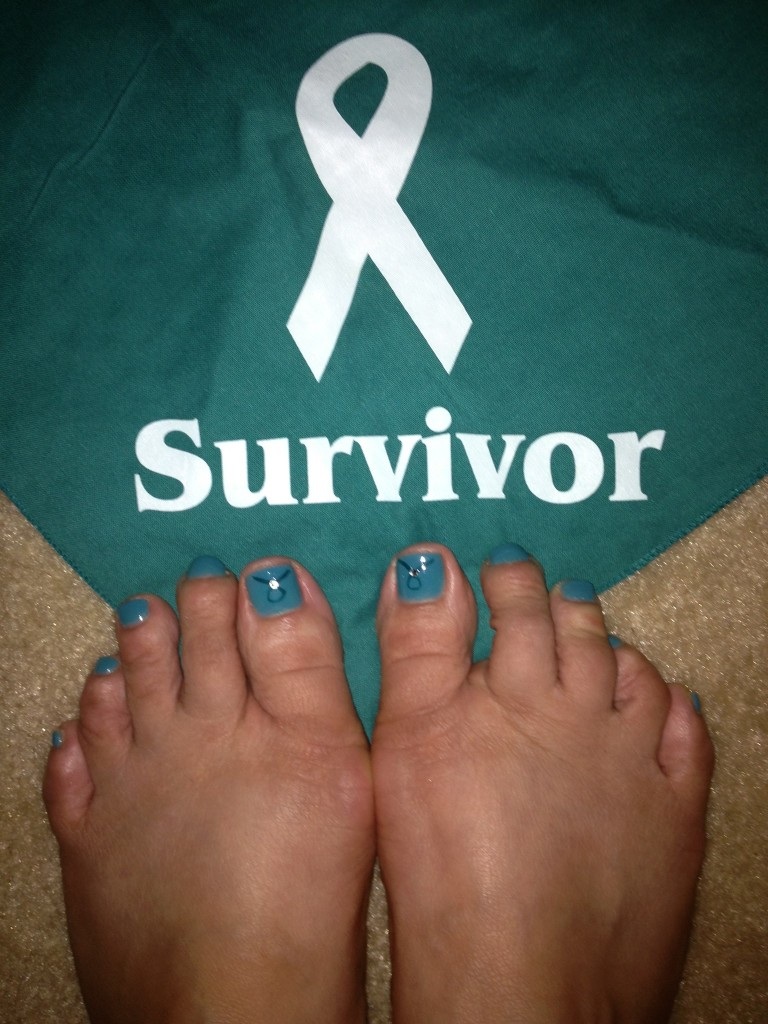 It S Time To Do Teal In Texas Ring In The Cure For Ovarian Cancer Candysdirt Com