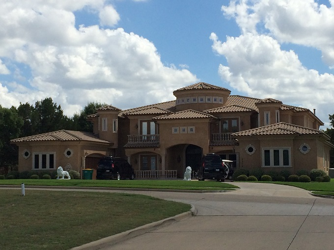 dEION'S NEW lAKE rIDGE PAD