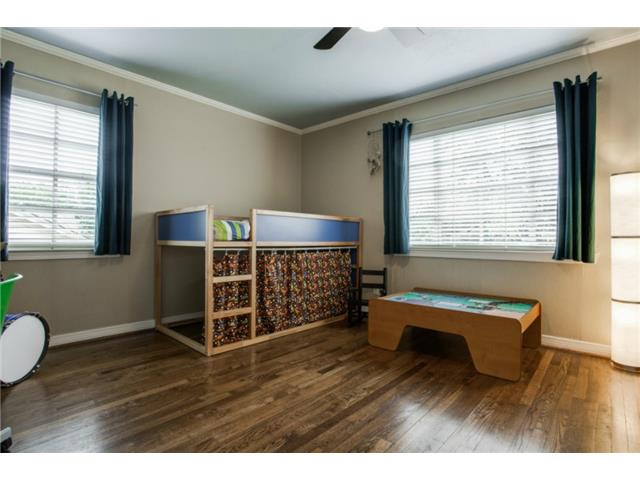 2nd Bedroom with great natural light and abundant storage.  Ther