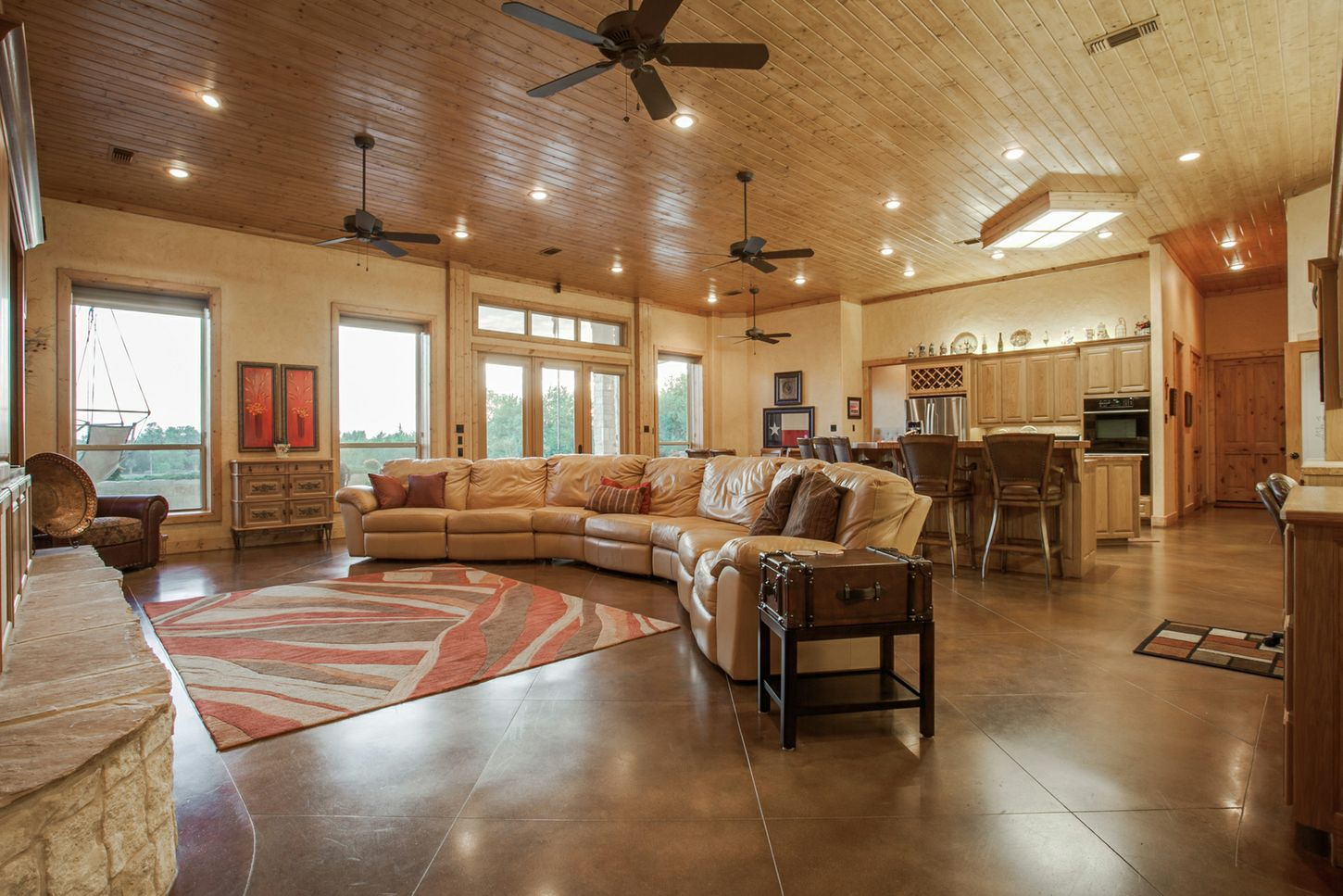 Escape Ebola With This: A Dang 4200 Square Foot ... Huge Barndominium