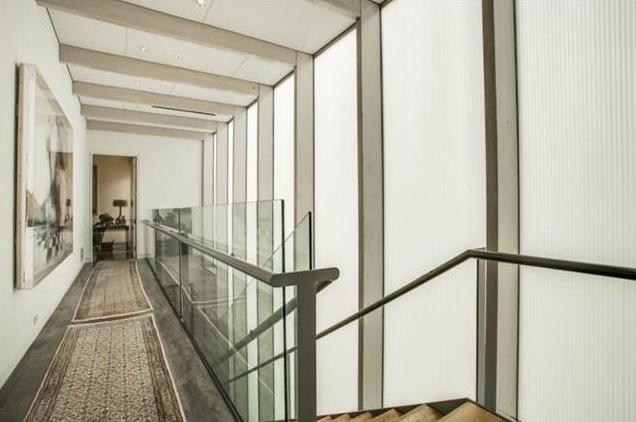 4300 Abbott hallway