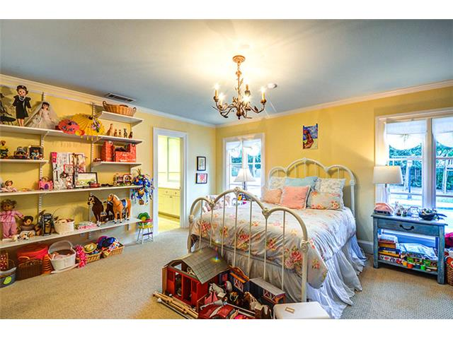 Generous square footage, ample closet space, private bath...and