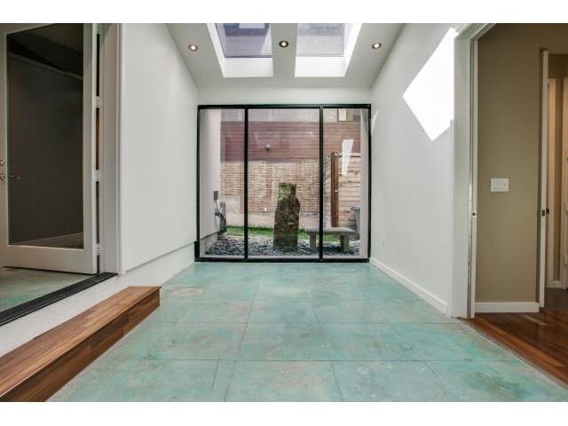 Breezeway Tile Floor