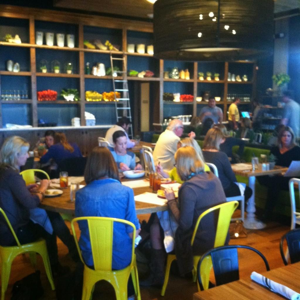 Healthy Dallas dining