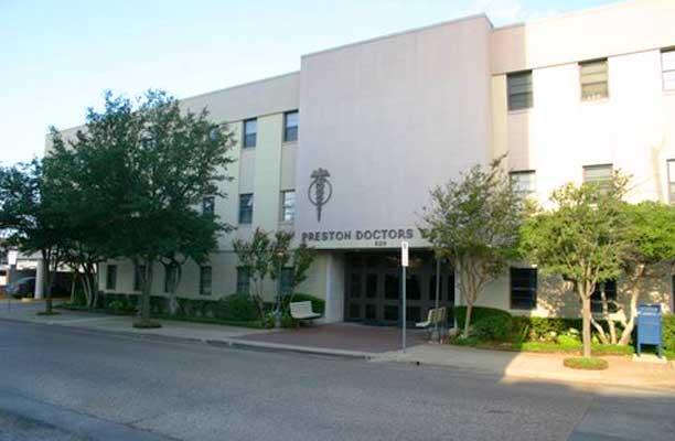 Preston Doctors Buildingbuilding