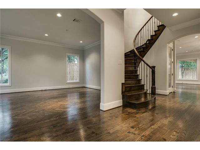 4247 Ridge Rd stairs