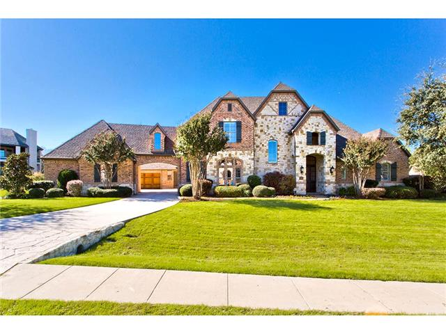 Beautiful mckinney home on large stonebridge estates lot for Beautiful homes and great estates pictures