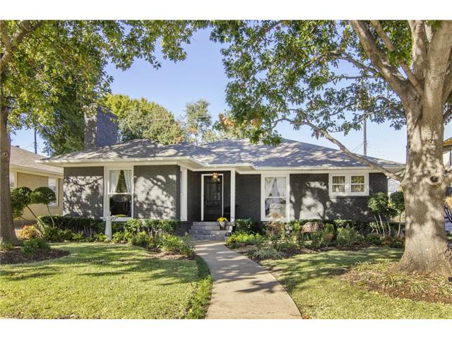 This home in Wilshire Heights was priced in the $400Ks and is already under contract after less than a month on MLS.